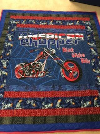 American Chopper - Black Widow Bike