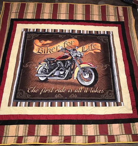 Biker For Life