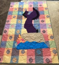 Aztec Keeper of the Plains quilt