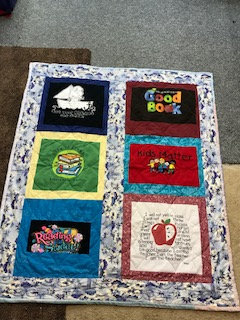 Reading is Fun! Quilt