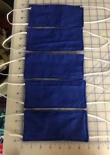Fabric Reuseable Face Mask (5)