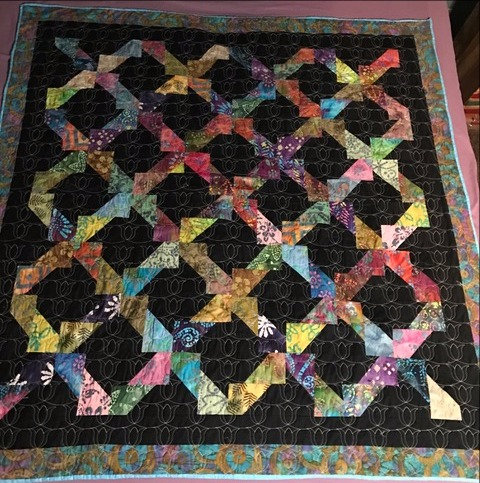 Bright and Cheery Quilt