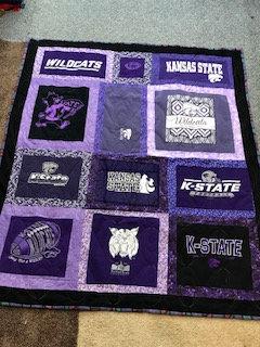 Kansas State University Quilt