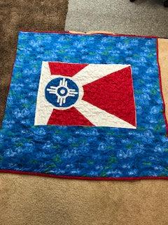 Wichita Flag emblem