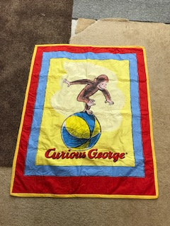 Curious George Quilt