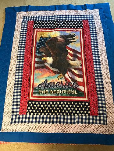 America the Beautiful - Eagle