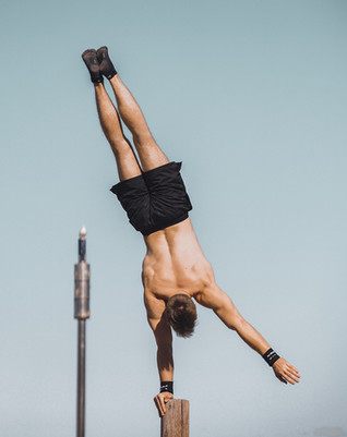 THE ONEARM HANDSTAND