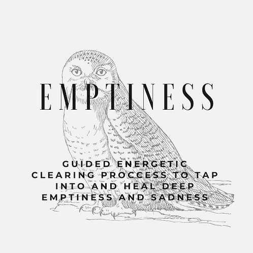 EMPTINESS GUIDED CLEARING