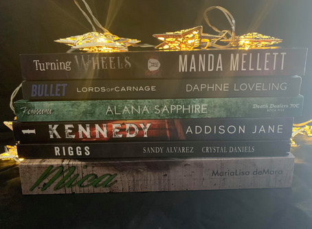 Paperback Giveaway!