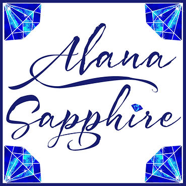 Alana Sapphire logo