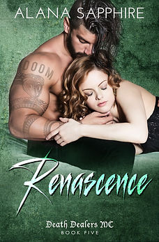 Renascence Cover