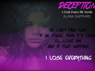 Deception is LIVE!