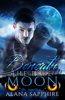 Beneath The Blue Moon Cover