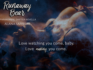Runaway Bear is LIVE!