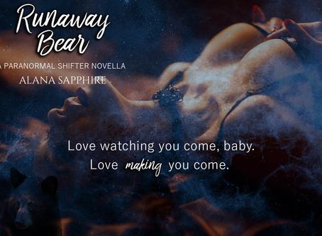 Runaway Bear is LIVE!
