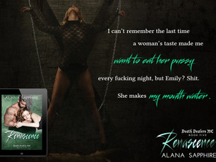 Renascence Release & Giveaways!