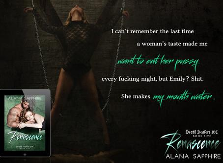 Renascence Release & Giveaways!