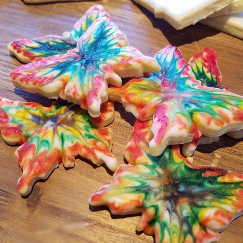Tie-Dye Butterflies