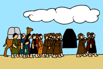 Entrer en Canaan !