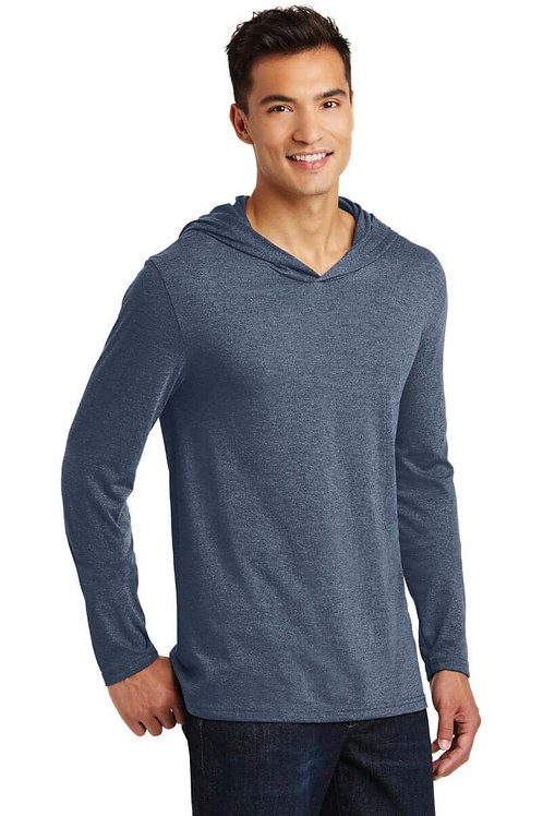 BHI District Made Mens Perfect Tri Long Sleeve Hoodie