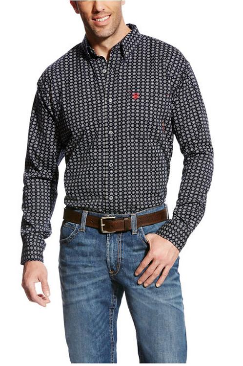 ARIAT FR Stark Work Shirt