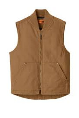 BHI Men's Duck Cloth Vest