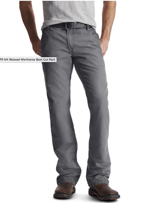 ARIAT FR M4 Relaxed Workhorse Boot Cut Pant
