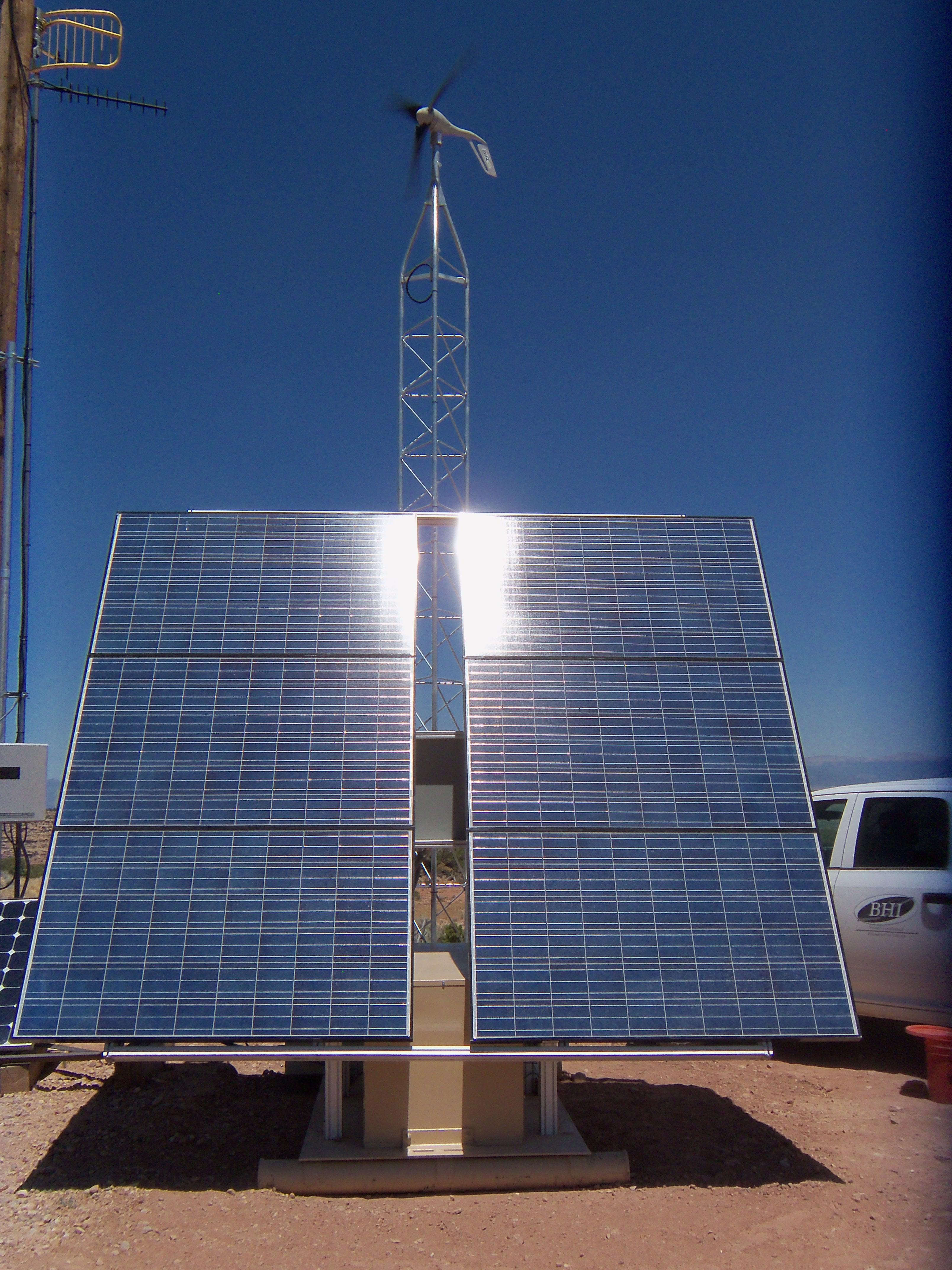 Solar Skid