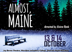 Award Winner - Almost, Maine - Reviewed by Andrew Gemmell