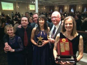 VDL 2014 Awards and Nominations