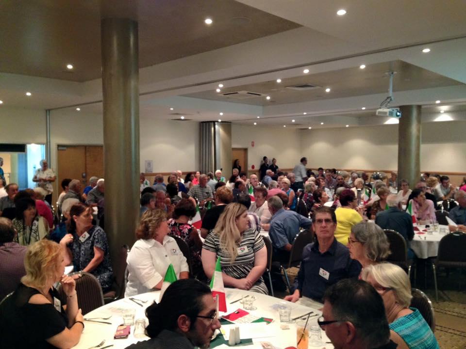 Mackay Mid Year Luncheon 2016