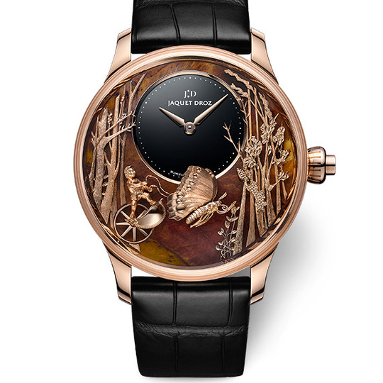 Jaquet Droz Loving Butterfly