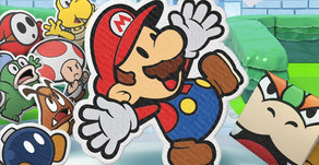 Paper Mario, Ghost of Tsushima & More | In Review & Out Today