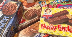 We Voluntarily Ate Way Too Many Little Debbie Snacks | Funny Business: Episode 30