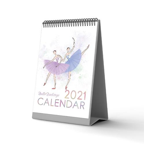 2021 Desk calendar 座枱月曆