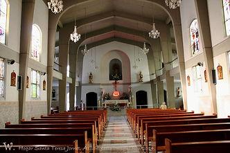 capilla Santa Teresa Jornet