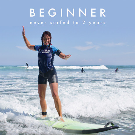 Beginner surf lesson in auckland