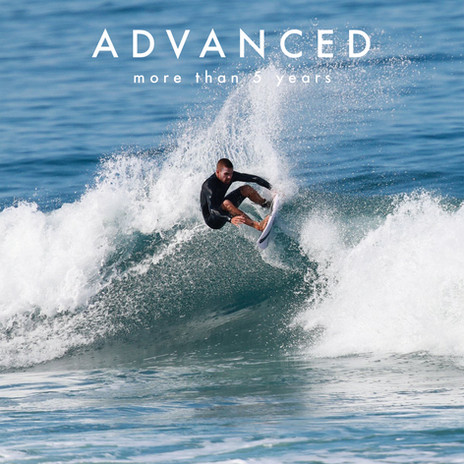 Advanced surf lessons in Auckland
