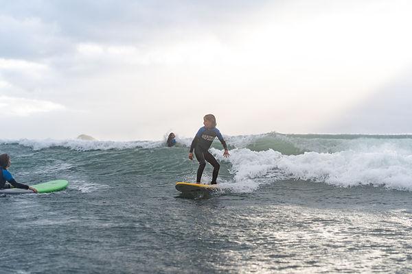 kids surf programme