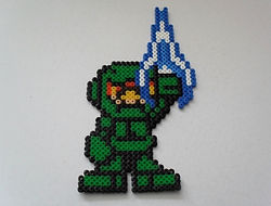 clip art judge transbot rgg retrogamegeeks.co.uk retrogaming reviews sega nintendo sony xbox atari nes snes megadrive gameboy dreamcast ds wii retro collect gaming gamer halo master chief hama beads perler