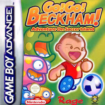 go go beckham nintendo gba gameboy advance soccer football rgg retrogamegeeks.co.uk retrogaming videogames gamers gaming games retro game geeks review rage manchester united england