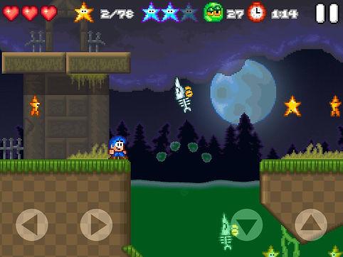 eiswuxe bloo kid 2 ios apple iphone ipad review retrogamegeeks.co.uk retro game geeks games gaming gamers videogames screenshots screenshot mobile phone indie game dev indiedev gamedev
