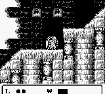 gargoyles quest nintendo gameboy game boy firebrand wii gba gb gbc rgg retrogaming retrogamegeeks.co.uk videogames retrogames gamers gaming games ghouls & ghosts capcom goblins retro collect retro game geeks review