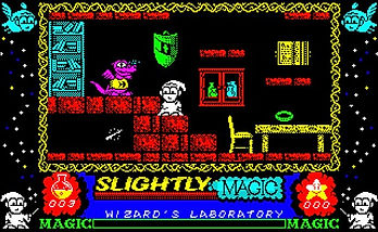colin jones slightly magic legacy rockstar rock star ate my hamster zx spectrum amiga commodore c64 retrogaming rgg retrogamegeeks.co.uk retro game geeks gaming gamers games ios android codemasters amstrad kickstarter interview wizard dragon mtv music band