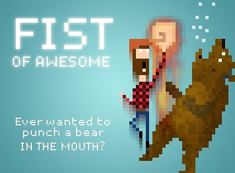 nicoll hunt ouya fist of awesome ifightbears retro game geeks indie ios iphone ipad review indiedev gamedev retrogamegeeks.co.uk retrogaming gamers games gaming videogames bears beat em up