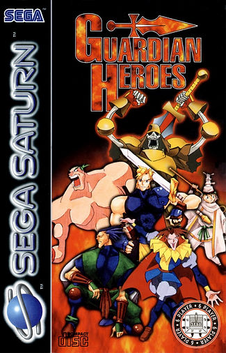 guardian heroes sega saturn xbox 360 game games rgg retrogamegeeks.co.uk retrogaming retrogames videogames gaming retro collect classic sword knight wizard warrior gamers