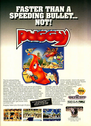 puggsy commodore amiga 500 sega megadrive genesis mega cd sega cd retrogamegeeks.co.uk retro retrogaming rgg videogames retrogames gamers gaming games memories remembers psygnosis history feature alien fmv
