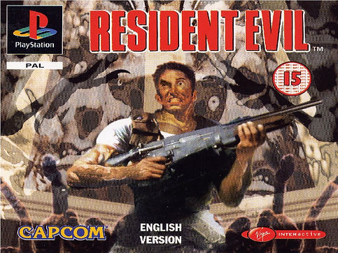 resident evil ps1 playstation ps2 ps3 ps44 capcom rgg retrogamegeeks.co.uk retrogaming videogames gaming gamers games retro game geeks horror zombies stars review chris jill redfield psx scary survival horror raccoon city mansion umbrella