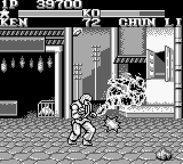 gb gameboy retro game geeks street fighter 2 nintendo ryu bison ken capcom rom emulation arcade retrogaming gamers gaming games videogames chun li vega m bison guile blanka fighting beat em up retrogamegeeks.co.uk rgg