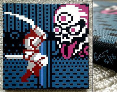 gothelf bros studios retro game geeks art collect nintendo sega mario zelda sonic nes snes megadrive genesis rgg retrogamegeeks.co.uk retrogaming videogames games gaming gamers canvas prints store pokemon mega man capcom street fighter arcade gameboy